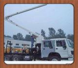 Carros de bombeiros da torre de água que levantam o mecanismo 22m 32m