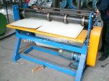 L'alluminio d'acciaio lustrato arrotola la mini riga semplice della macchina di taglio