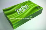 Chaîne de production complètement automatique de papier de soie de soie faciale, emballage de tissu facial et machine de découpage
