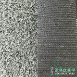 茎の総合的な人工的な芝生との灰色カラー25mm