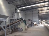 AAC Block, der Pflanze/Produktionszweig bildet