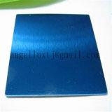 Numéro 4 feuille laminée à froid d'acier inoxydable de fini de balai avec la taille de 1000*2000 1220*2440 1220*3048mm