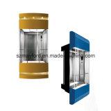 Glasbesichtigenhöhenruder mit Maschine Roomless