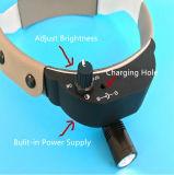 Strumentazione di laboratorio medico chirurgica dentale del nero del faro del faro LED