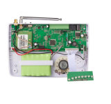 Draadloze/Getelegrafeerde GSM Ios van de Inbreker van het Veiligheidssysteem van het Alarm van het Huis van de Stem Androïde Auto het Draaien Dialer SMS van het Systeem van het Alarm Vraag