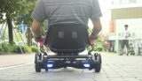 3 바퀴 Hoverboard는 손수레 Hoverkart Hoverseat Hoverboard 사용을%s 간다