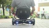 Três a roda Hoverboard vai o carro Hoverkart Hoverseat para o uso de Hoverboard