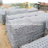 cesta galvanizada quente de China Gabion da cesta de 1mx1mx2m Gabion