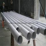 Acier inoxydable soudé autour de la pipe en acier de tubes