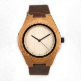 Unisex-Horloge ww-004 van de Weerstand van het Water van het Sandelhout van de douane