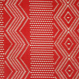 Fabbricato africano del merletto degli accessori di nylon dell'indumento del cotone del ricamo