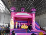 Sale를 위한 2016 대중적인 Commercial Giant Inflatable Flower Castle