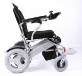 Пожилая облегченная портативная складывая кресло-коляска силы