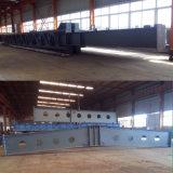 建設会社の鋼鉄製造業者の鉄骨構造の工場製造業者