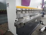 Máquina requisitada cliente do freio da imprensa de Wd67y 80/2500 India