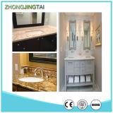 Base d'appoggio moderna europea del granito di vanità della stanza da bagno di Contertop di vanità della stanza da bagno