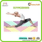 Легкие циновки йоги Eco складные носят