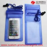 PVC 고품질 재사용할 수 있는 명확한 셀룰라 전화 방수 상자
