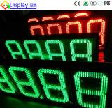 Contrassegno impermeabile di Digitahi dell'indicatore luminoso del segno di prezzi di gas di alta luminosità LED