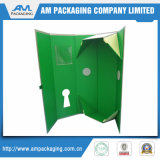 Caja de almacenamiento de encargo Caja magnética de regalo plástica plegable Caja plegable rígida