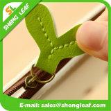 Saco quente da pena da venda com cores diferentes do Zipper (SLF-PB007)
