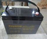 bateria profunda do barco do AGM do ciclo da bateria marinha de 6V 200ah