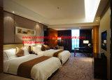 Mobilia moderna su ordinazione della camera da letto del Hilton Hotel
