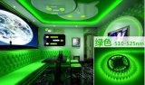 14.4WセリウムおよびRhos 60SMD3014緑LEDのストリップ