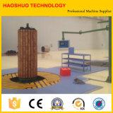 Vertikales Coil Winding Machine für Transformer Production