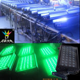 Luz impermeable RGB 36W de la arandela de la pared de DMX512 LED