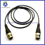 Fabrik Price Rg59 Coaxial Cable mit BNC Connector Black Jacket