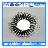 6063 يؤنود ألومنيوم [كنك] أجزاء يطحن, الصين مصنع [كنك] يعدّ ألومنيوم أجزاء