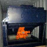 Máquina peneirando industrial de alta freqüência, tela de vibração linear