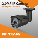 1080P 2m CCTV-GewehrkugelPoe IR im Freienip-Kamera