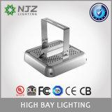 Éclairage élevé de compartiment de Flb-400 DEL, éclairage industriel lumineux superbe, équivalent des HP 750W, 33100lm, blanc pur de jour, lumières d'inondation de 60/90 degré DEL Highbay