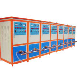 Linha de produtos de recozimento de alta freqüência do fio de aço de aquecimento de indução