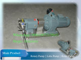 Viskosität Liquid Rotary Pump Movable Rotor Pump für Chocolate