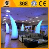 Brosmio chiaro gonfiabile del fabbricato LED di modo (BMLB50)