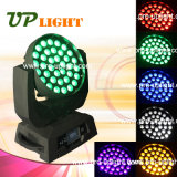36PCS 18W RGBWA UV6in1 Zoom Wash LED Moving Head