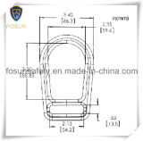 High of Steel's Tensile Plate D -Shape Of rings