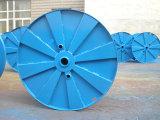 Perforazione orlando il tamburo per cavi