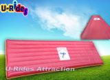 주문을 받아서 만들어진 Inflatable Sports 공기 Sealed tumbling 궤도