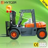 hydraulischer Dieselgabelstapler des Hochleistungs--5-7ton