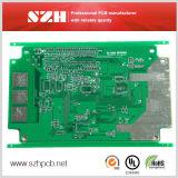 電子工学のサーキット・ボードCNC PCBの経路指定