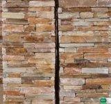 Ardesia/quarzo/granito/marmo/mattonelle/stanza da bagno di Cutural/pavimentazione di pietra/mattonelle di pietra/verde/nero/colore giallo/grigio/beige/Brown/ardesia rustica