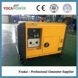 молчком тепловозный генератор 5kVA приведенный в действие двигателем 186fae