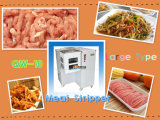 産業Fresh Meat StripsおよびSlice Cutting Machine