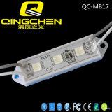 Módulo do diodo emissor de luz da injeção do anúncio ao ar livre de 5050 DC12V