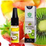 Uの緑の生物的による甘い金マンゴの味EジュースE液体のPproduced