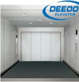 저잡음 자동적인 편리한 화물 차 엘리베이터
